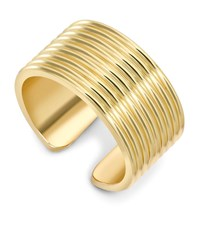 Theo Fennell Gold Whip Torque Ring Female