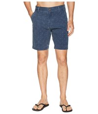 Vissla Suns Up Hybrid Walkshorts Dark Naval Gray
