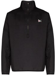 District Vision Black Theo Membrane Shell Performance Jacket