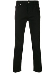 Ami Alexandre Mattiussi Slim Fit 5 Pockets Jeans Black