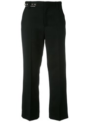 Marc Jacobs Studded Tailored Trousers Black
