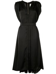 Maison Rabih Kayrouz Fitted Cocktail Dress Black
