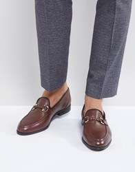 House Of Hounds Bar Loafers In Brown