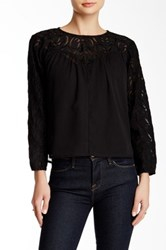 Kas Lulu Blouse Black
