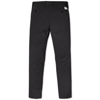 Norse Projects Aros Slim Light Twill Chino Black