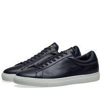 Zespa 4 Hgh Leather Sneaker Blue