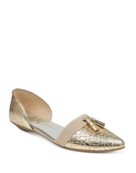 Anne Klein Sport Oksi Slip On Flats Bronze