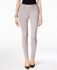Inc International Concepts Curvy Fit Skinny Pants Only At Macy's Truffle Taupe