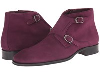 Mezlan Grenoble Grape Men's Boots Purple
