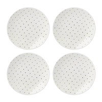Kate Spade Everdone Lane Tidbit Plates Set Of 4
