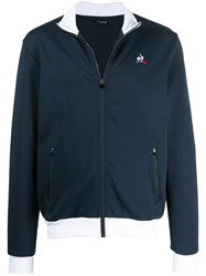 Le Coq Sportif Embroidered Logo Jacket 60