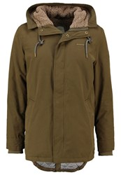 Ragwear Mr Smith Parka Dark Olive