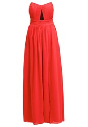 Little Mistress Occasion Wear Tomato Red