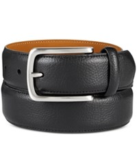 Club Room Men's Pebble Grain Belt Only At Macy's