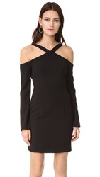 Black Halo Otavia Mini Dress Black