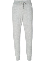 Polo Ralph Lauren Classic Knitted Track Trousers Grey