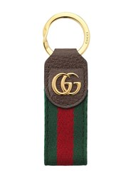 Gucci Ophidia Key Ring Brown