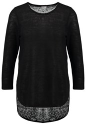 Jdymattie Long Sleeved Top Black