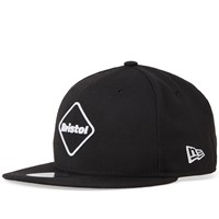 Fc Real Bristol F.C. X Coca Cola New Era 9Fifty Emblem Cap Black