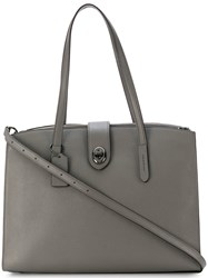 Coach 31026 Dkhgr Furs And Skins Calf Leather Grey