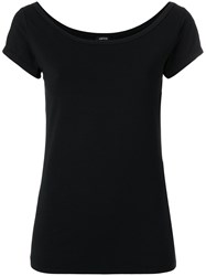 Aspesi Fitted T Shirt Black