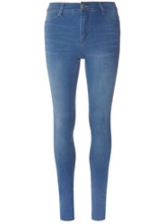 Dorothy Perkins Tall Vintage 'Frankie' Jeans Blue