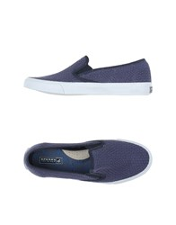 Sperry Top Sider Footwear Low Tops And Trainers Women Blue