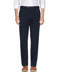 Massacri Casual Pants Dark Blue