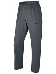 Nike Dry Team Tracksuit Bottoms Grey Black