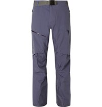 Kjus Frx Pro Shell Ski Trousers Blue