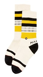 Stance Hana Socks Cream