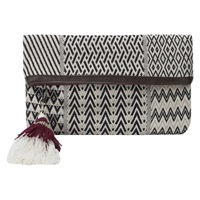 East Tapestry Clutch Bag Multi