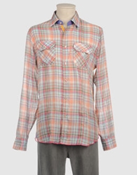 Arnold Zimberg Long Sleeve Shirts Orange