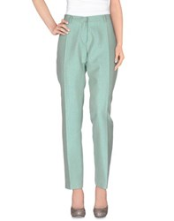 Just In Case Trousers Casual Trousers Women Light Green
