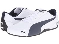 Puma Bmw Ms Drift Cat 5 Nm 2 White Bmw Team Blue Men's Shoes Black