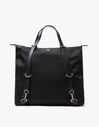 Mismo M S Day Pack In Black Black Black