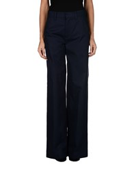 Sofie D'hoore Trousers Casual Trousers Women Dark Blue