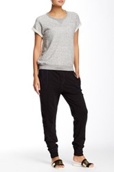 Joe's Jeans Rogue Zip Jogger Black
