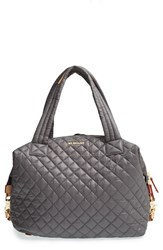 M Z Wallace Mz Wallace 'Large Sutton' Quilted Oxford Nylon Satchel