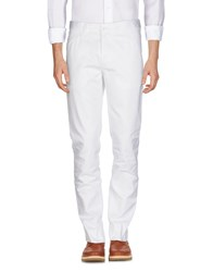 Brooks Brothers Black Fleece By Casual Pants White