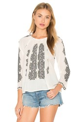 Hoss Intropia Blouse White
