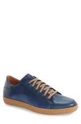 Mezlan Men's 'Masi' Lace Up Sneaker Blue