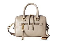 Marc Jacobs Recruit Small Bauletto Mink Satchel Handbags Brown