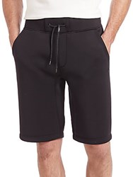 Madison Supply Solid Neoprene Shorts Caviar