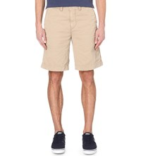 Ralph Lauren Relaxed Fit Rugged Cotton Shorts Boating Khaki