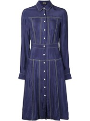 Creatures Of The Wind 'Duval' Dress Blue