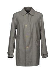 Allegri Coats And Jackets Overcoats Grey