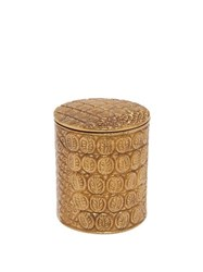 House Of Hackney Cocodrilo Candle Gold