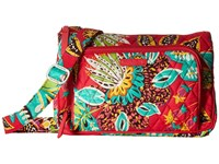 Vera Bradley Little Hipster Rumba Cross Body Handbags Red