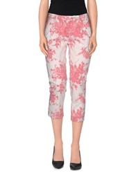 South Beach Trousers 3 4 Length Trousers Women Red